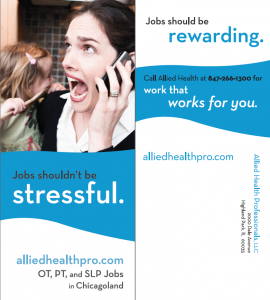 Allied Health and Marshall Creative