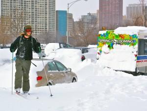Lakeshore Snowmageddon 2011 - Marshall Creative