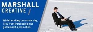 Email Marshall Creative