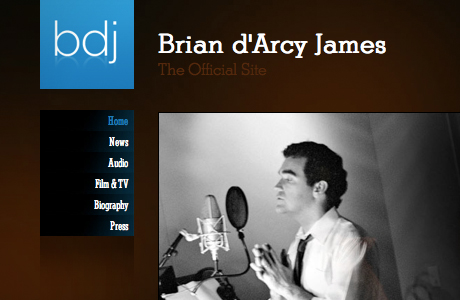 Brian d'Arcy James - Marshall Creative