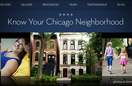 Know your chicago neighborhood - Marshall Creative