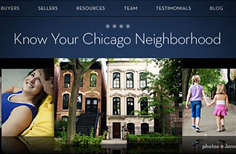 Know your chicago neighborhood - Marshall Creative