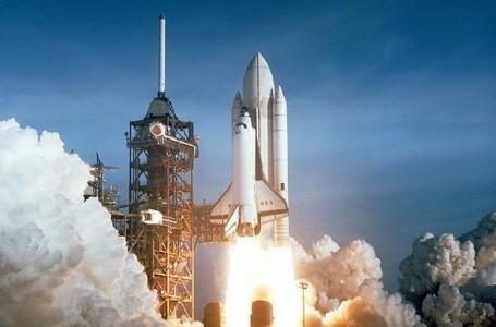Space Shuttle Launch - Marshall Creative