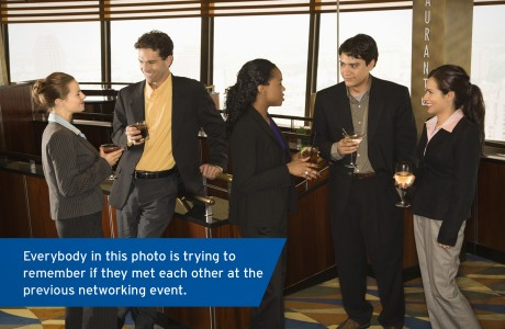 Stock Photo Bit - Networking Event - Marshall Creative