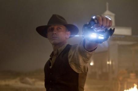 Cowboys and Aliens - Marshall Creative