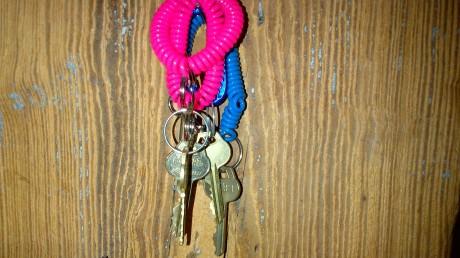 Keys-Wall